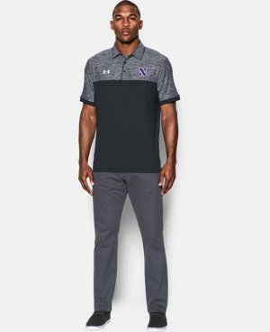 Men's Northwestern UA Polo  1 Color $69.99
