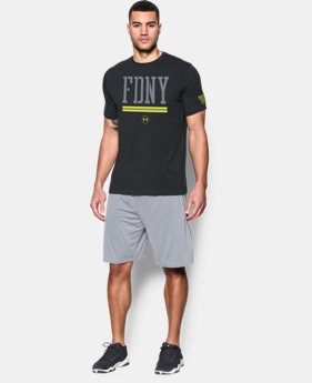 Men's UA FDNY T-Shirt
