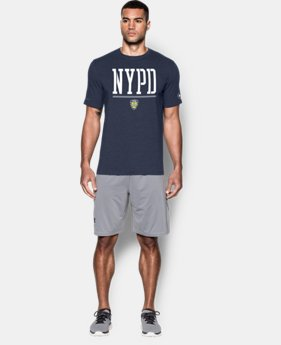 Men's UA NYPD T-Shirt