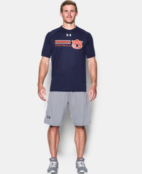 New Arrival Men's Auburn UA Tech™ Sideline T-Shirt LIMITED TIME: FREE SHIPPING  $29.99