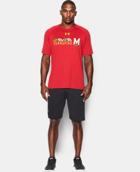 Men's Maryland UA Tech™ Sideline T-Shirt LIMITED TIME: FREE SHIPPING  $29.99