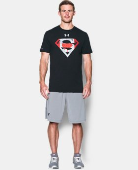 New Arrival  Under Armour® Transform Yourself Superman Canada *Ships 8/31/2016* LIMITED TIME: FREE SHIPPING 1 Color $39.99