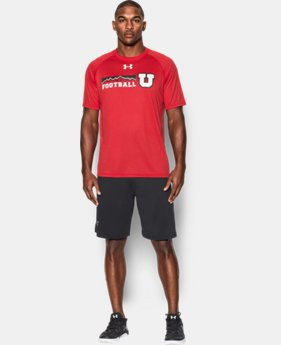 Men's Utah UA Tech™ Sideline T-Shirt LIMITED TIME: FREE U.S. SHIPPING 1 Color $29.99