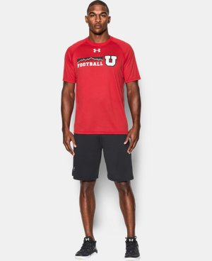 Men's Utah UA Tech™ Sideline T-Shirt  1 Color $29.99