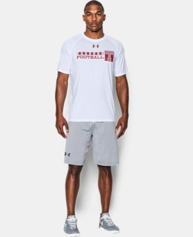 Men's Temple UA Tech™ Sideline T-Shirt LIMITED TIME: FREE SHIPPING 1 Color $29.99