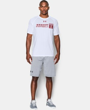 Men's Temple UA Tech™ Sideline T-Shirt  1 Color $29.99