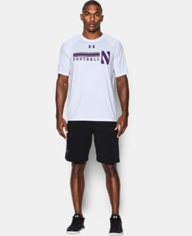 Men's Northwestern UA Tech™ Sideline T-Shirt LIMITED TIME: FREE SHIPPING 1 Color $29.99
