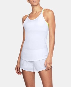 Women's UA Speed Stride Tank  1  Color Available $16.79 to $20.99