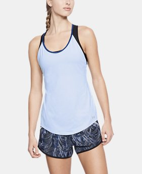 Women's UA Speed Stride Tank LIMITED TIME: FREE U.S. SHIPPING 3  Colors Available $27.99