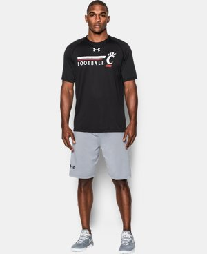 Men's Cincinnati UA Tech™ Sideline T-Shirt  1 Color $29.99