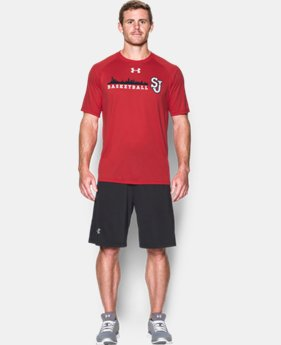 New Arrival Men's St. Johns UA Tech™ Sideline T-Shirt  1 Color $29.99
