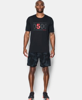 Best Seller Men's UA 5am Run T-Shirt  2 Colors $34.99