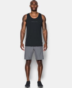 Men's UA 365 Run Tank  2 Colors $34.99