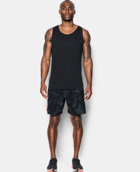 Men's UA 365 Run Tank  1 Color $34.99
