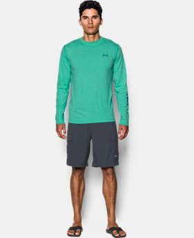 Men's UA Fish Hunter Long Sleeve  1 Color $39.99