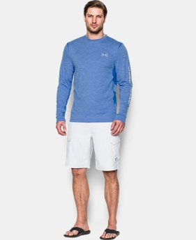 Men's UA Fish Hunter Long Sleeve  3 Colors $39.99