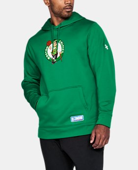 Men's NBA Combine UA Team Logo Hoodie LIMITED TIME: 25% OFF 2 Colors $56.24