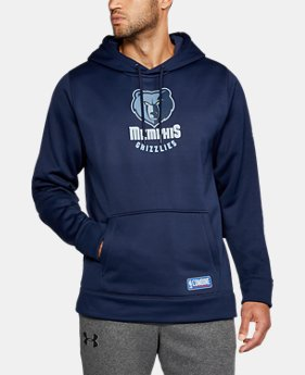 New Arrival Men's NBA Combine UA Team Logo Hoodie  1 Color $75