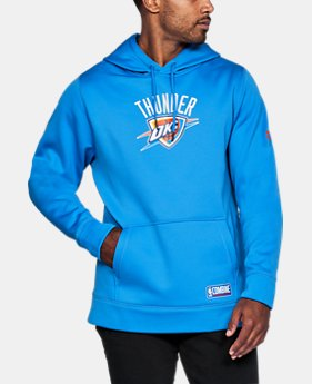 New Arrival Men's NBA Combine UA Team Logo Hoodie   $75