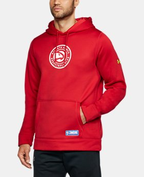 New Arrival Men's NBA Combine UA Team Logo Hoodie  10 Colors $75