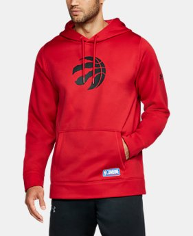Men's NBA Combine UA Team Logo Hoodie  1  Color Available $75