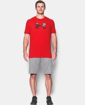 Men's UA Gradient Big Logo T-Shirt  1 Color $24.99