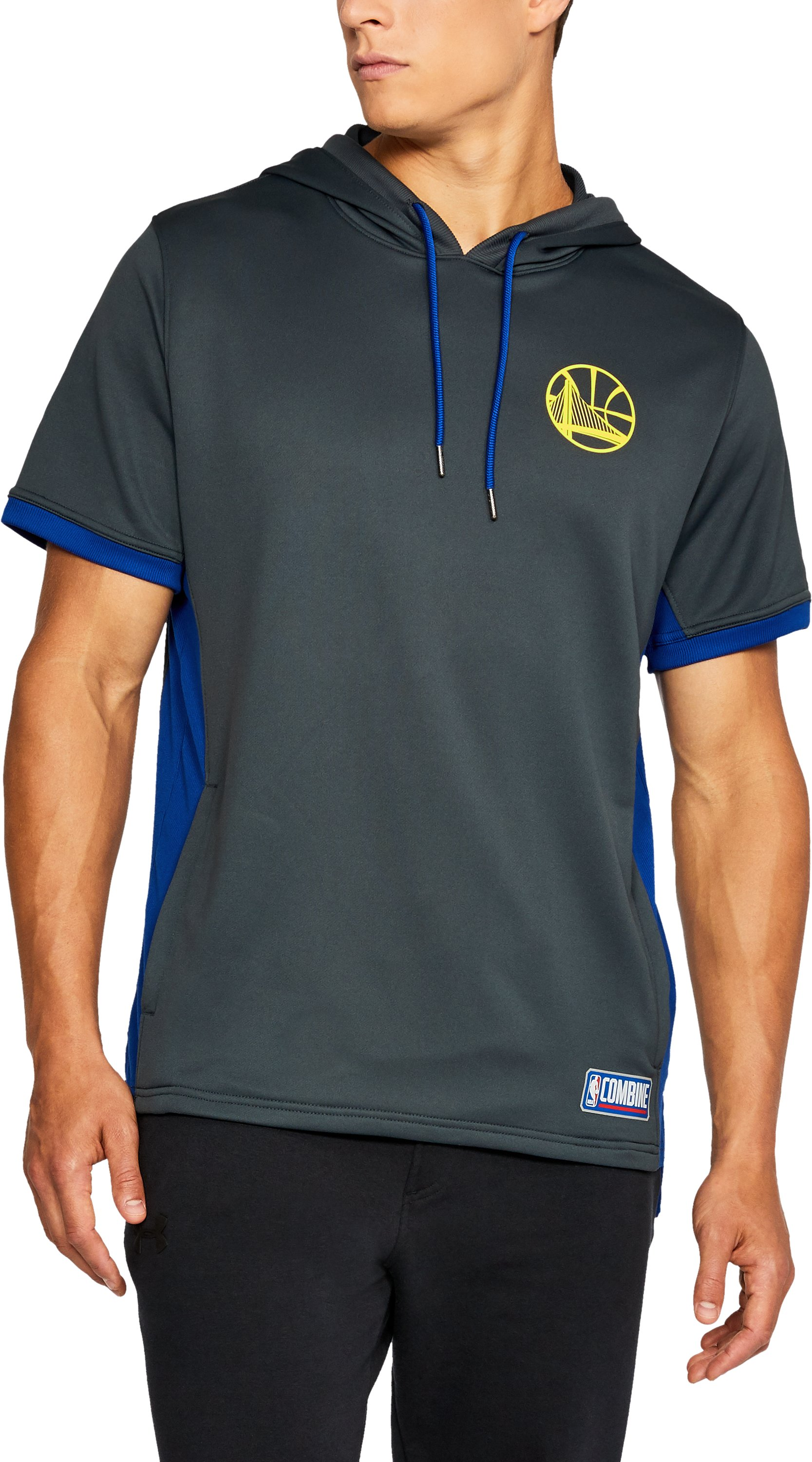 , NBA_GOLDEN STATE WARRIORS_STEALTH GRAY, zoomed