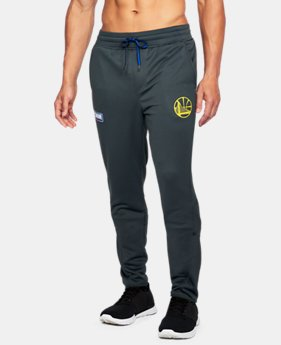 Men's NBA Combine UA Baseline Tapered Pants  30 Colors $80