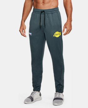 New Arrival Men's NBA Combine UA Baseline Tapered Pants  30 Colors $80