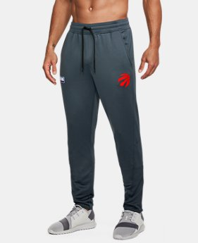 Men's NBA Combine UA Baseline Tapered Pants  1  Color Available $89.99