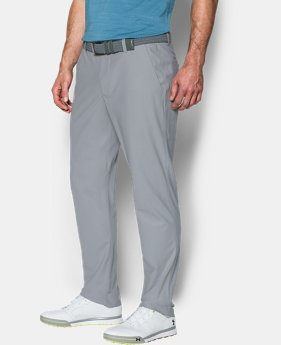 Men's UA Threadborne Tour Tapered Pants  1 Color $99.99