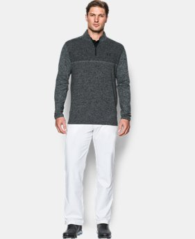 Men's UA Threadborne™ ¼ Zip LIMITED TIME OFFER 1 Color $69.99