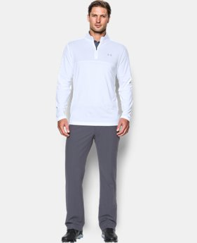 New to Outlet Men's UA Threadborne™ ¼ Zip LIMITED TIME OFFER 1 Color $69.99