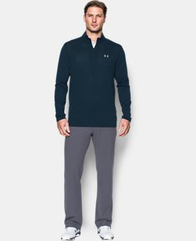 New Arrival Men's UA Threadborne™ ¼ Zip  1 Color $99.99