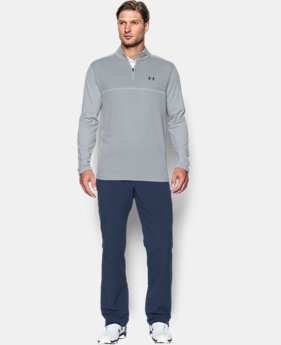 Men's UA Threadborne™ ¼ Zip LIMITED TIME OFFER 1 Color $80.49
