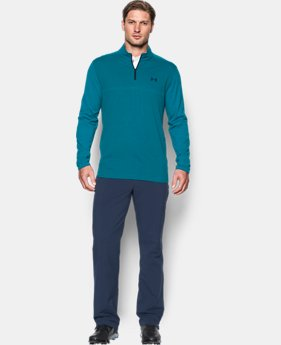 Men's UA Threadborne™ ¼ Zip LIMITED TIME OFFER 2 Colors $69.99