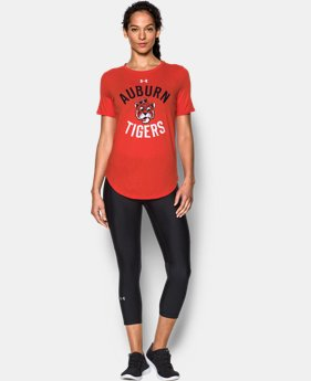 New Arrival Women's Auburn Charged Cotton® Short Sleeve T-Shirt  1 Color $29.99