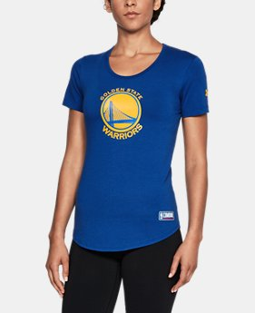 New Arrival Women's NBA Combine Authentic Primary Logo T-Shirt  1 Color $35