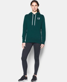 Women's UA Favorite Fleece Big Logo Hoodie  1 Color $64.99
