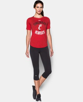 New Arrival Women's Cincinnati Charged Cotton® Short Sleeve T-Shirt LIMITED TIME: FREE SHIPPING  $29.99