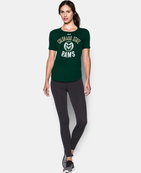 New Arrival Women's Colorado State Charged Cotton® Short Sleeve T-Shirt LIMITED TIME: FREE SHIPPING 1 Color $29.99