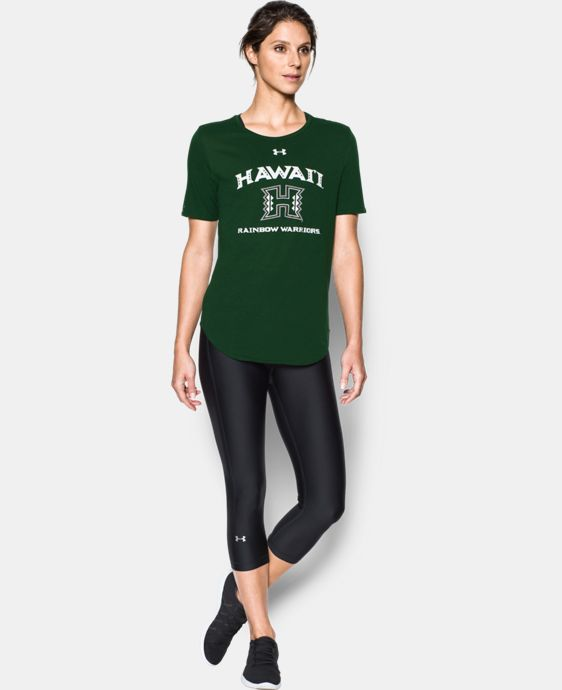 Women's Hawaii Charged Cotton® Short Sleeve T-Shirt  1 Color $29.99