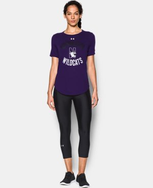 Women's Northwestern Charged Cotton® Short Sleeve T-Shirt   1 Color $29.99