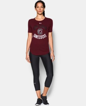 Women's South Carolina Charged Cotton® Short Sleeve T-Shirt   $29.99