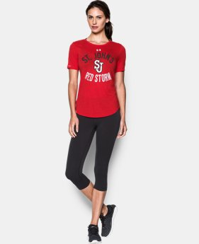 New Arrival Women's St. John's Charged Cotton® Short Sleeve T-Shirt LIMITED TIME: FREE SHIPPING  $29.99