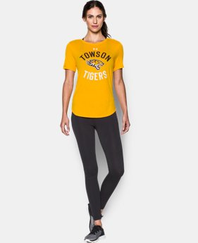 Women's Towson Charged Cotton® Short Sleeve T-Shirt   $29.99