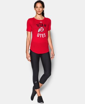 Women's Utah Charged Cotton® Short Sleeve T-Shirt  1 Color $29.99