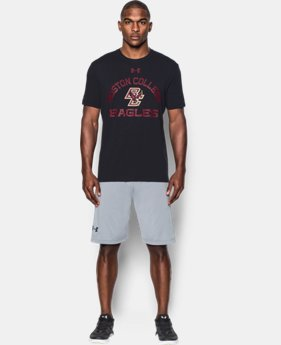Men's Boston College Charged Cotton® T-Shirt LIMITED TIME: FREE SHIPPING  $29.99