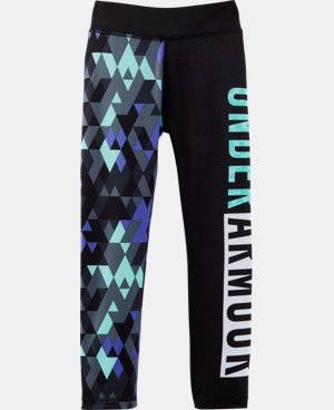 Girls' Pre-School UA Mix Master Leggings  1 Color $31.99