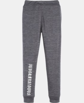 Girls' Pre-School UA Tech™ Twist Jogger  1 Color $24.99
